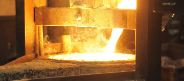 We are equipped with two 1,5-ton medium frequency electrical induction melting furnaces and two 2,4-ton electrical furnaces