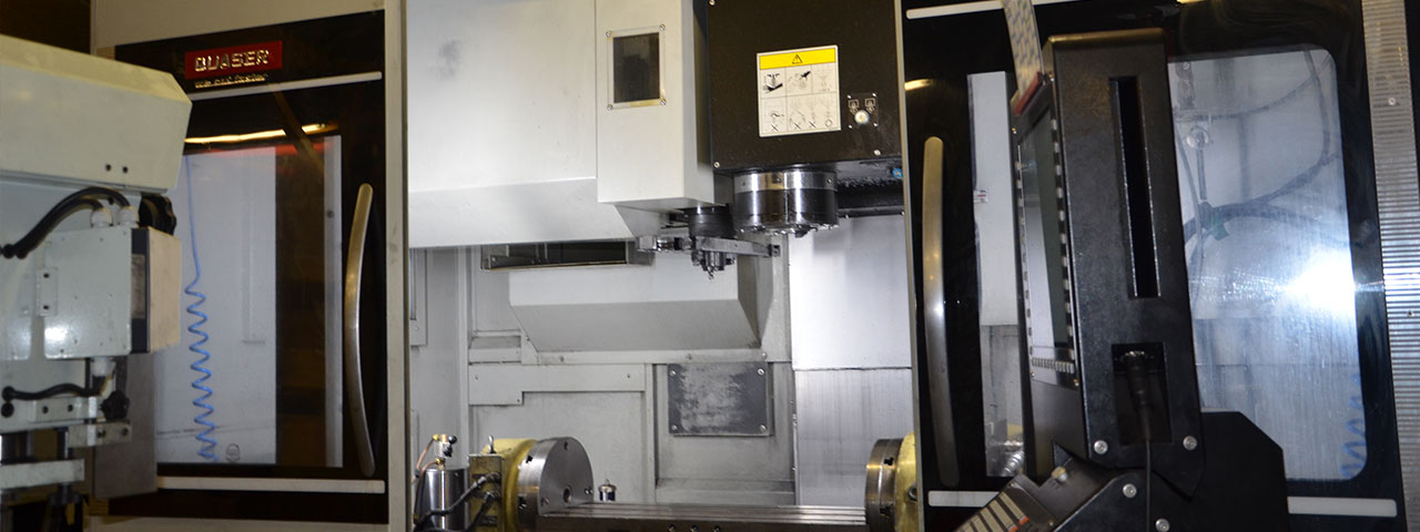 Our machinery includes 3, 4 or 5 axis numerically controlled lathes and turning centres which allow us to perform even the most complex machining operations